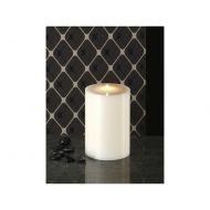 Świeca na tealighty Lux 10x15 cm Lux Living biała
