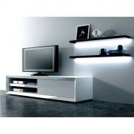 Szafka D2 RTV Smart szuflada biała