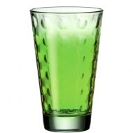 Szklanka 0,3 L zielona Leonardo Optic