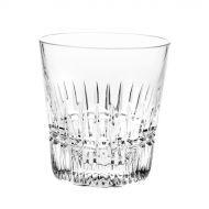 Szklanka do whisky 200ml Miloo Home Quartzo przeźroczysta