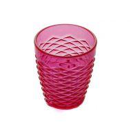 Szklanka Pink Glass Brandani różowy