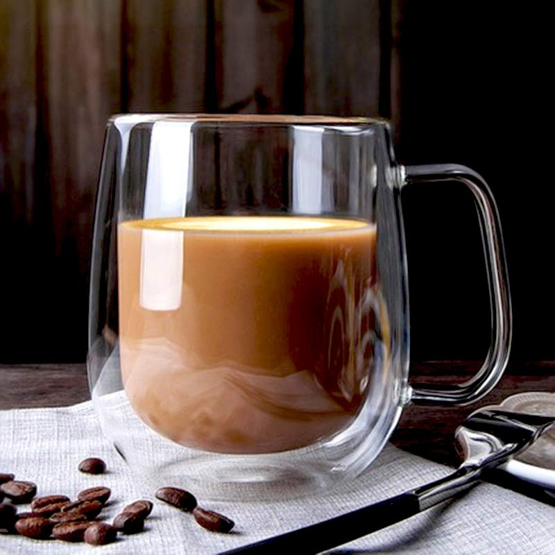 szklanka termiczna do kawy z mlekiem