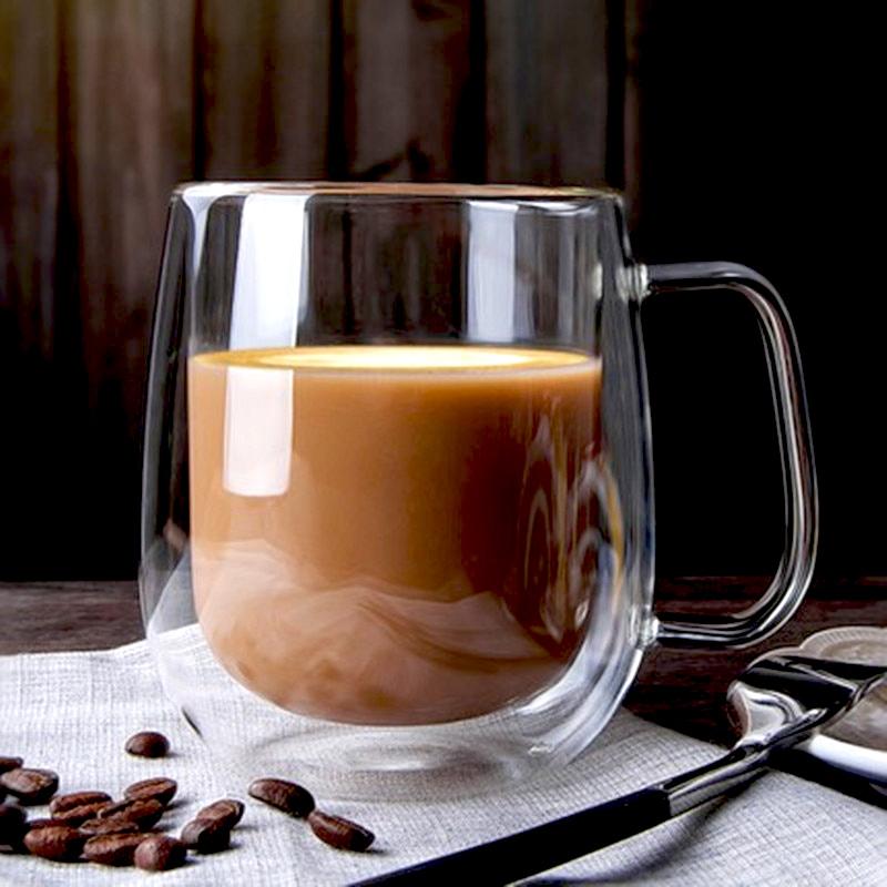 szklanka termiczna owalna na kawę