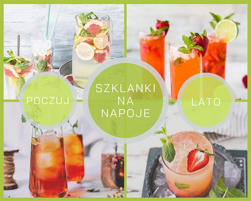 szklanki na zimne napoje propozycje