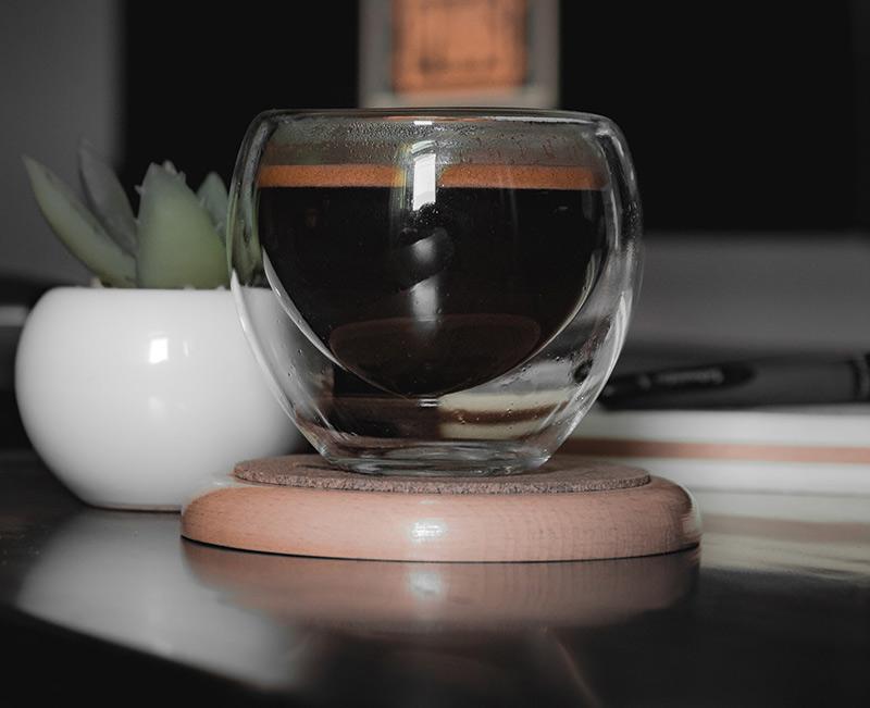 szklanka termiczna do espresso