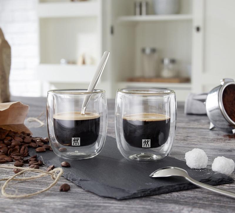 Szklanki termiczne na kawę i herbatę