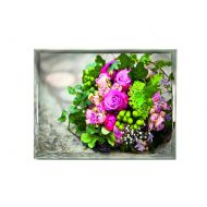 Taca 40 x 31 cm Emsa Classic Flower bouquet