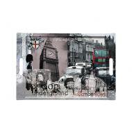 Taca z uchwytami Nuova R2S Easy Life London Street