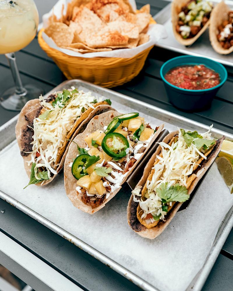 Meksykańskie taco - przekąska na sylwestra 2019