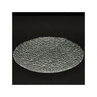 Talerz do ciasta 32 cm Luigi Bormioli Gocce szklany