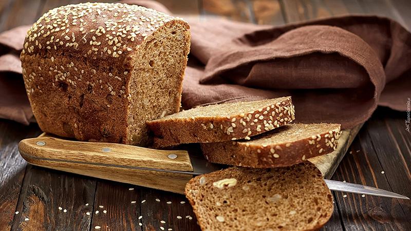 Pieczywo z wypiekacza do chleba