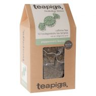 teapigs Peppermint Leaves 50 piramidek