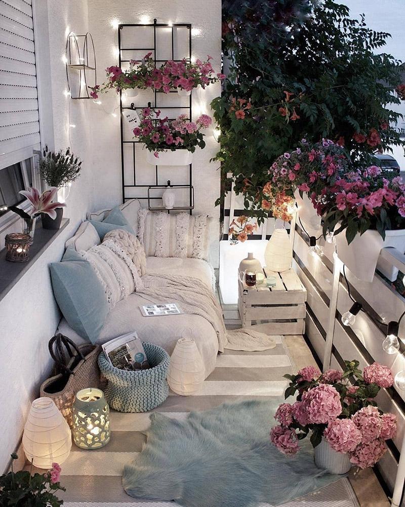 balkon w mieszkaniu - jak urządzić?