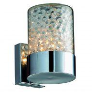 Kinkiet 19cm Light Prestige Vicenza stalowy