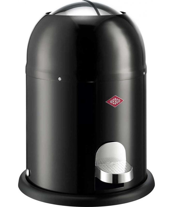 Wesco - Kosz na śmieci czarny Mini Master Wesco