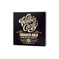 Czekolada 69% kakao Surabaya Gold Indonezja 50g Willie's Cacao