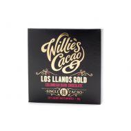 Czekolada 88% Los Llanos Gold Kolumbia 50g Willie's Cacao