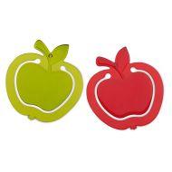 Zakładka do książki 2 szt. Koziol Mini Apple zielono-czerwone