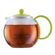 Zaparzacz do herbaty 1 l Bodum Assam zielony