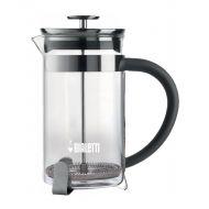 Zaparzacz do kawy 1l Bialetti Simplicity transparentny/czarny