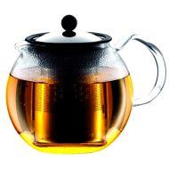 Zaparzacz tłokowy do herbaty 1,5 l BODUM Assam stalowy