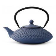 Zaparzacz żeliwny 1,25 l Bredemeijer Jing niebieski