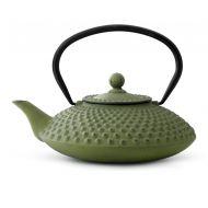Zaparzacz żeliwny 1,25 l Bredemeijer Jing zielony