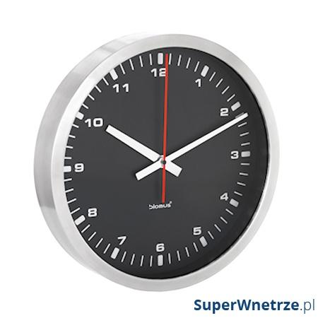 Zegar ścienny Blomus ERA 30 cm czarny B63213