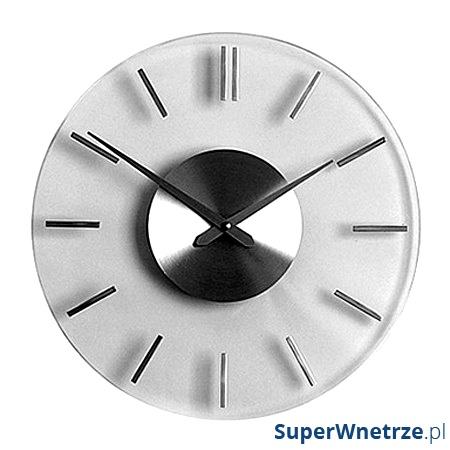 Zegar ścienny 26 cm NEXTIME Stripe 2631