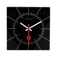 Zegar ścienny 35 cm NeXtime Stazione czarny