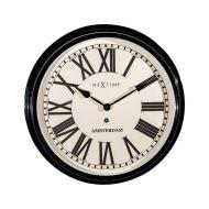 Zegar ścienny 40,5 cm NeXtime Amsterdam