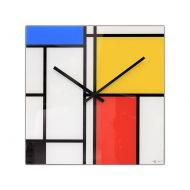 Zegar ścienny 43x43 cm Nextime TimeLines