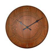 Zegar ścienny 50 cm NeXtime Wood Round