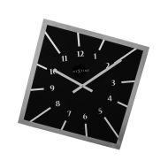 Zegar ścienny 61 cm NeXtime Off Balance czarny