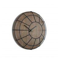 Zegar w klatce 41,3cm Umbra Cage brązowy