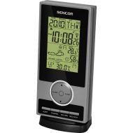 Zegar z radiową synchronizacją czasu Sencor SWS 30 S