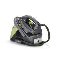 Żelazko z generatorem pary Ecopower 6430 Ariete czarno-zielony