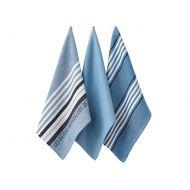 Zestaw 3 szt. Kuchennych ściereczek Clement Ladelle niebieski LD-32806
