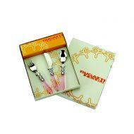 Zestaw dla dziecka Casa Bugatti Aladdin pink 3 częściowy