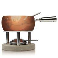 Zestaw do fondue 1 l Boska Copper wielokolorowy