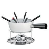 Zestaw do fondue serowego 1,4 l Kuchenprofi Lausanne biały