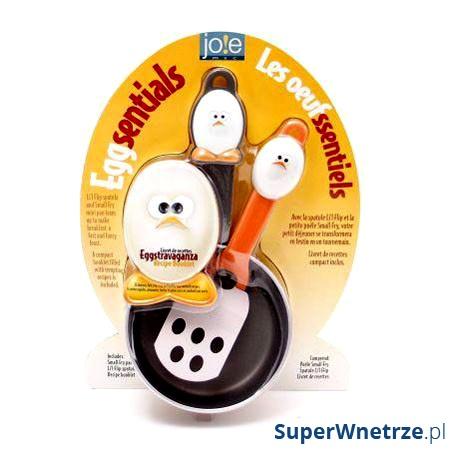 Zestaw do jajek patelnia + łopatka MSC International Gadgets MS-50623