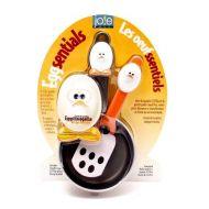Zestaw do jajek patelnia + łopatka MSC International Gadgets