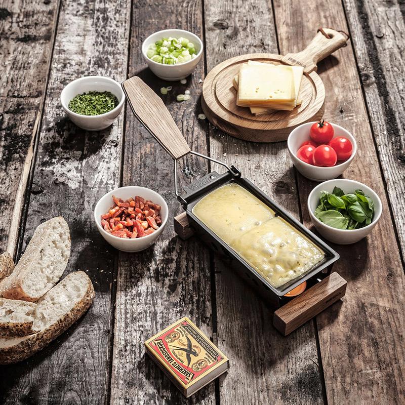 Zestaw Raclette marki Boska