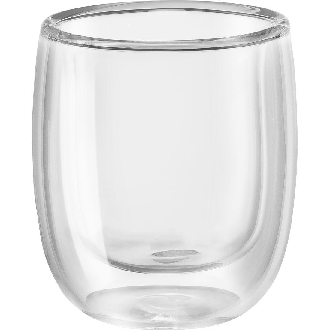 zestaw dwóch szklanek do espresso 80 ml