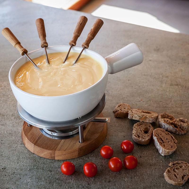 Zestaw fondue do sera marki Boska