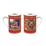 Zestaw kubków świątecznych 2szt 250ml Nuova R2S Christmas Collection