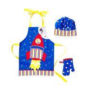 Zestaw małego kucharza dla dzieci Rakieta Ladelle LD-15560