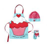 Zestaw małego kucharza dla dzieci Słodka babeczka Ladelle LD-15603