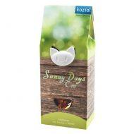 Zestaw prezentowy herbata + zaparzaczka Koziol SUNNY DAYS TEA